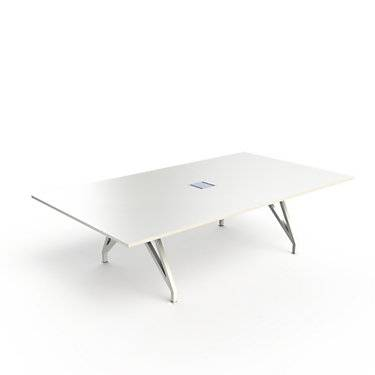 Scale 1:1 EYHOV Sport Conference Table, 9ft by Scale 1:1 - White