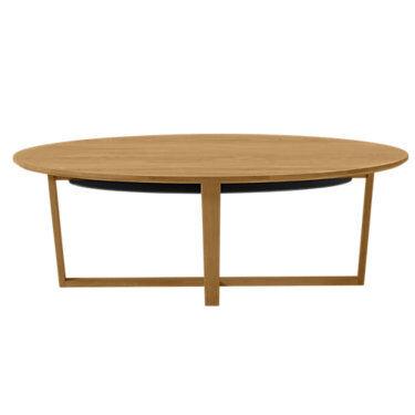 Skovby Coffee Table SM 231 by Skovby - Wood - SKSM231-OAK_OILFINISHED