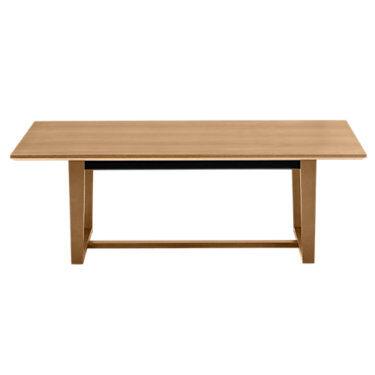 Skovby Coffee Table SM 232 by Skovby - Red - Wood