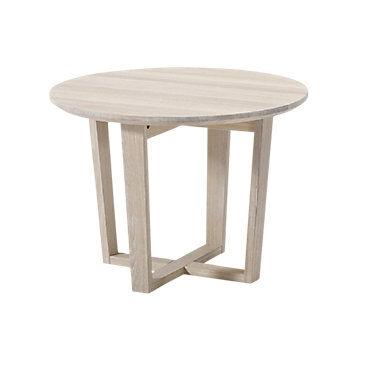Skovby Side Table SM 233 by Skovby - Cherry - Wood
