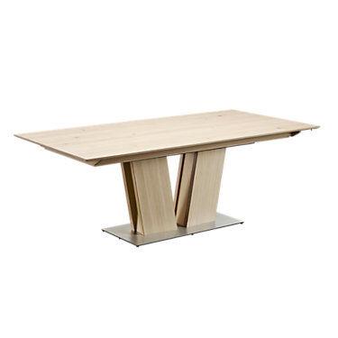 Skovby Extending Dining Table SM 39 by Skovby - White