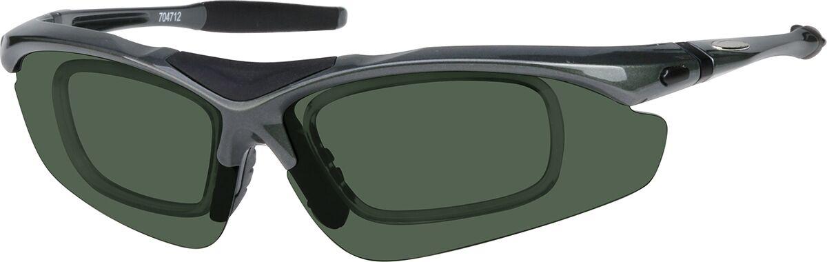 Zenni Optical Sport Sunglasses  - Gray