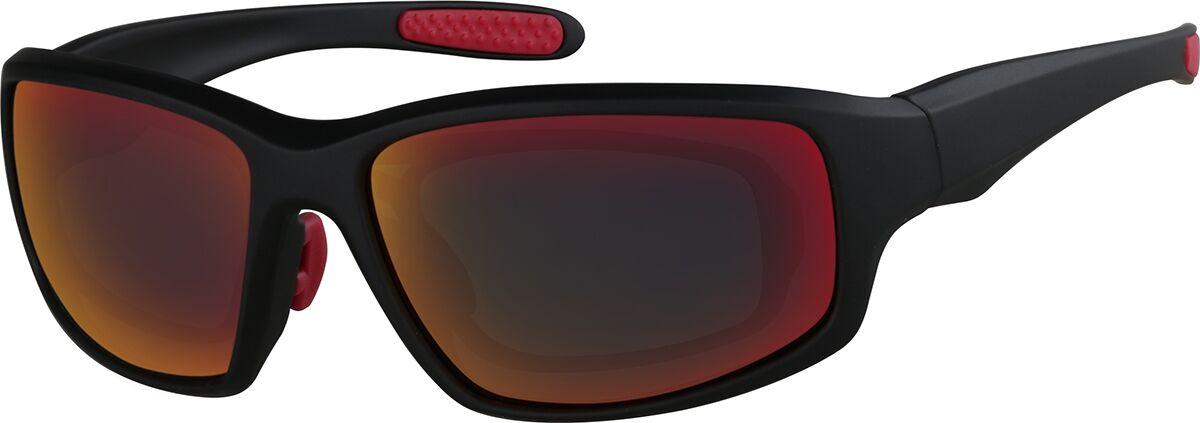 Zenni Optical Sport Sunglasses  - Black