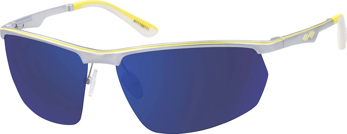 Zenni Optical Non-Prescription Sport Sunglasses  - Gray