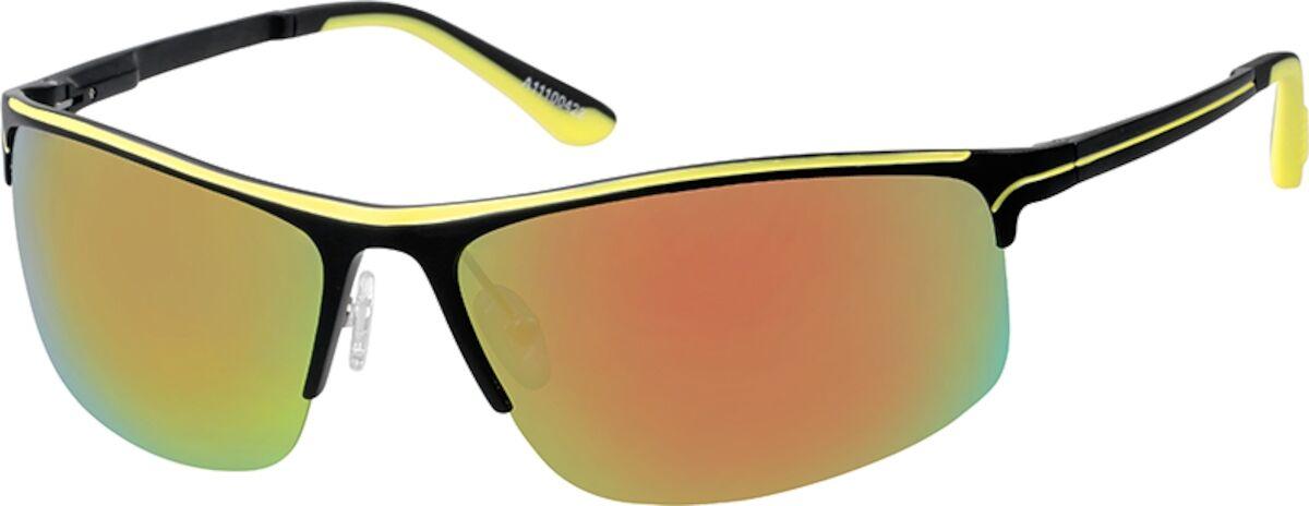 Zenni Optical Non-Prescription Sport Sunglasses  - Yellow