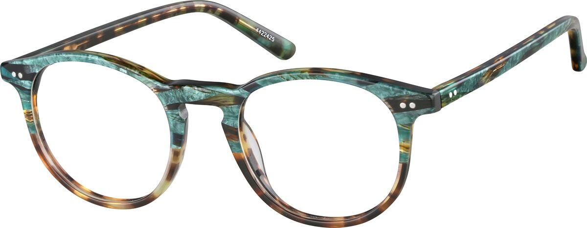 Zenni Optical Round Glasses  - Tortoiseshell