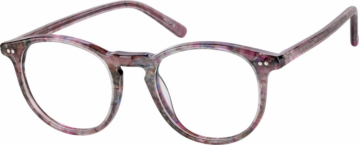 Zenni Optical Round Glasses  - Pattern