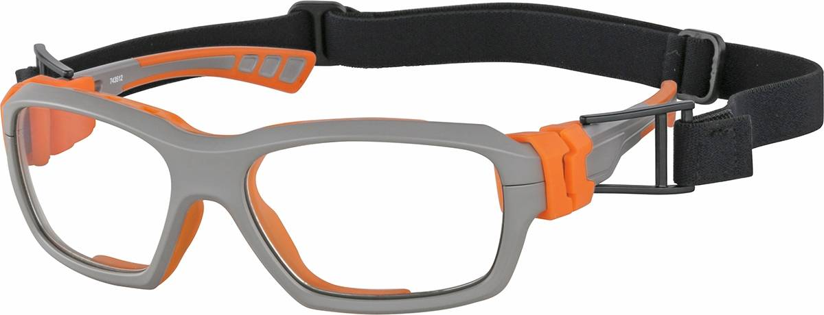 Zenni Optical Sport Protective Goggles  - Gray