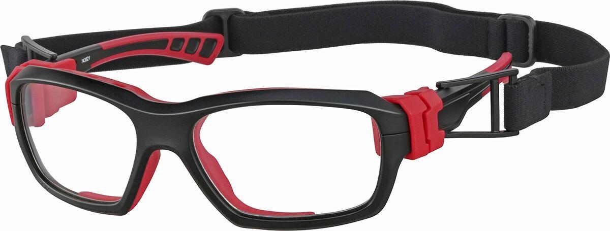 Zenni Optical Sport Protective Goggles  - Black
