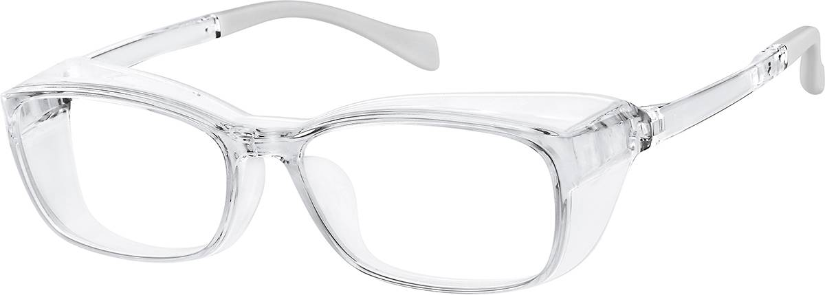 Zenni Optical Protective Glasses  - Translucent