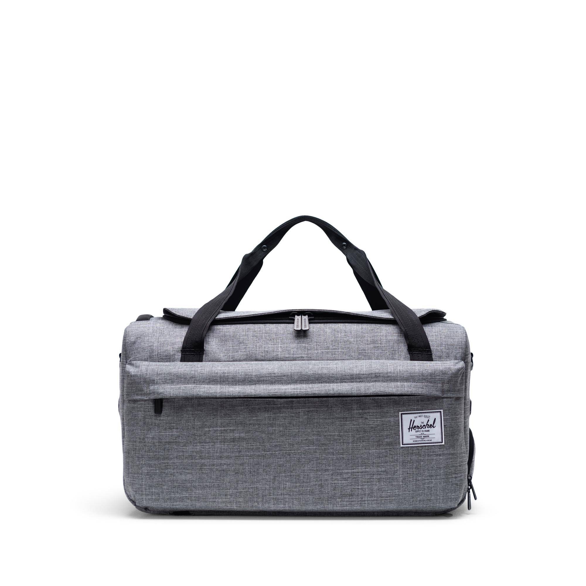 Outfitter Luggage   50L -Raven Crosshatch