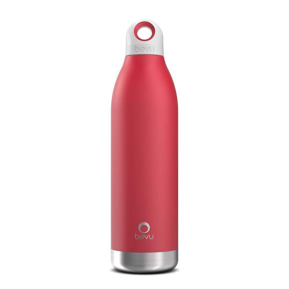 Chrysoberyl Bevu® Insulated Bottle Magenta 750ml / 25oz