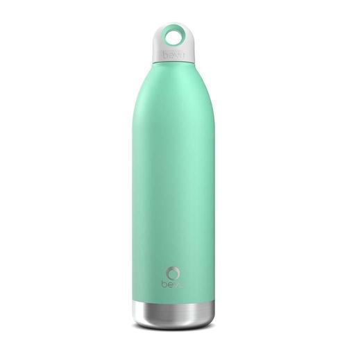Chrysoberyl Bevu® Insulated Bottle Mint 750ml / 25oz