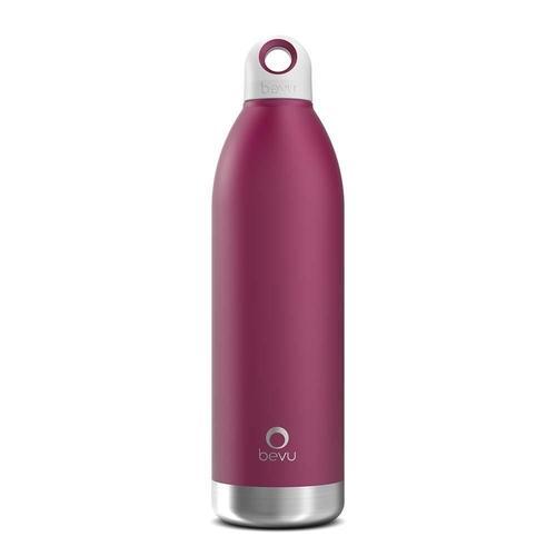 Chrysoberyl Bevu® Insulated Bottle Plum 750ml / 25oz