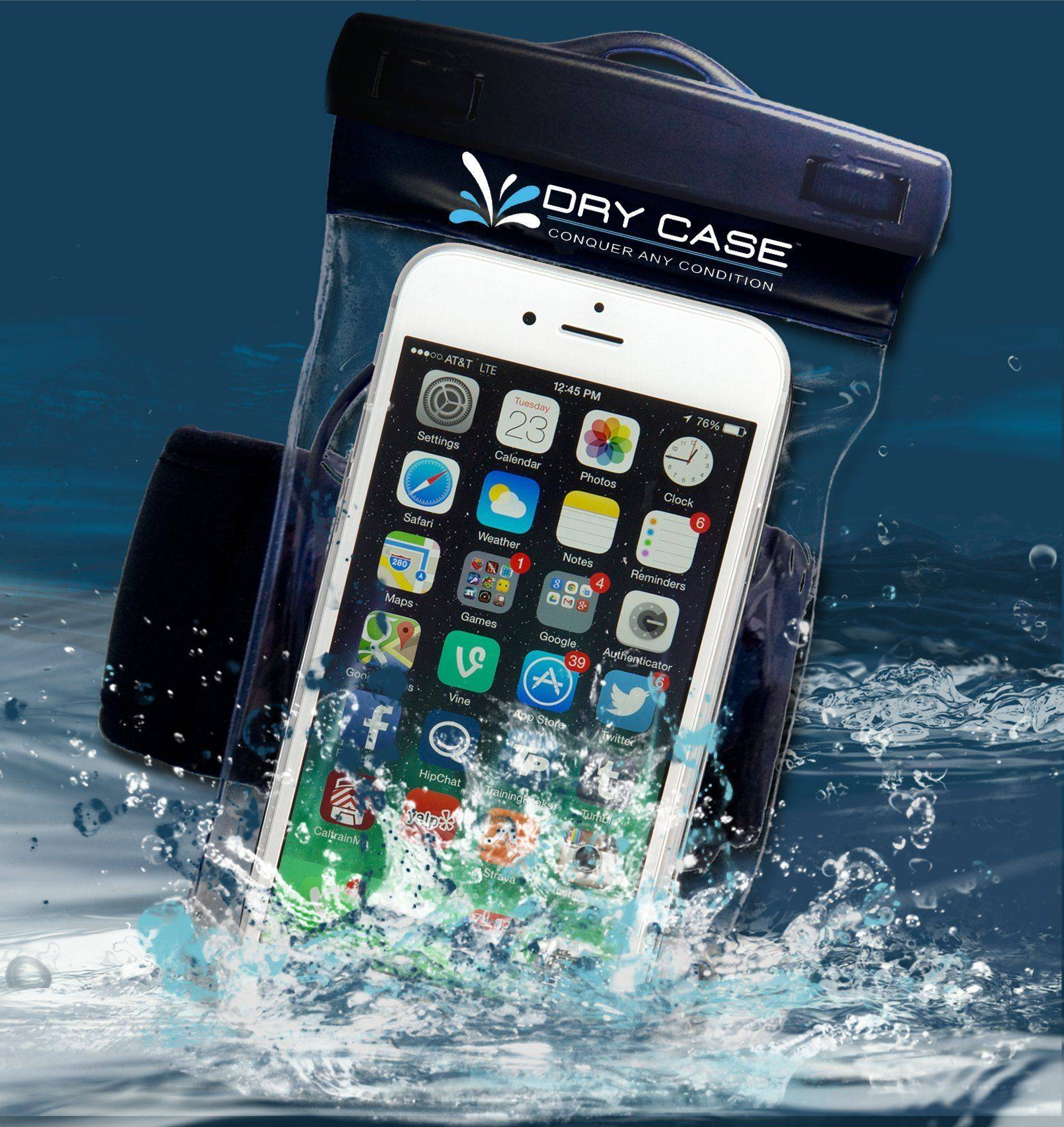 Orchid Astraeus Waterproof Phone Case