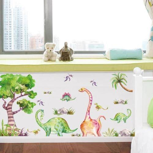 Magenta Angel Animals Wall Sticker for Kitchen Wall Decal Mural