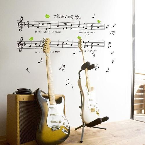Magenta Angel Music Sticker Music Is My Life Theme Music Bedroom