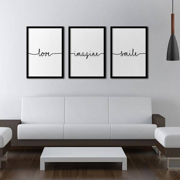 Silver Ares Love Poster Set