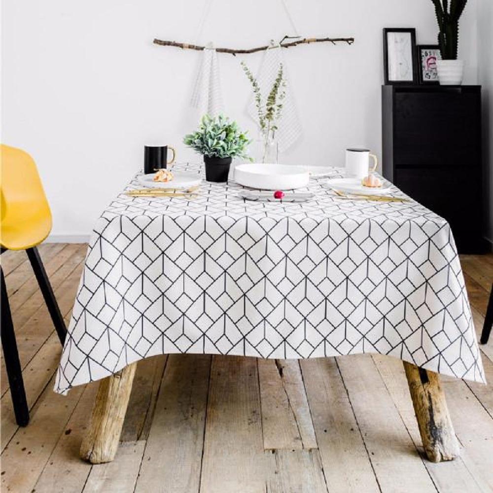 Purple Artemis Bombay Square Indoor / Outdoor Tablecloth