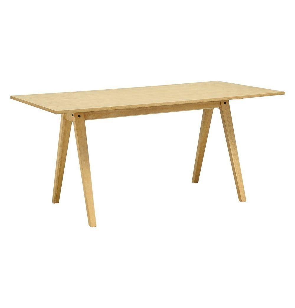Azure Tiger Varden Dining Table - Natural