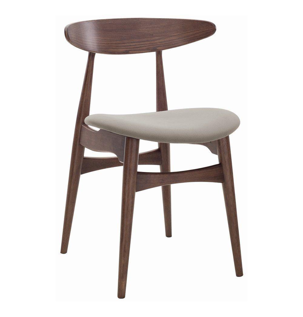 Azure Tiger Tricia Dining Chair - Walnut & Barley