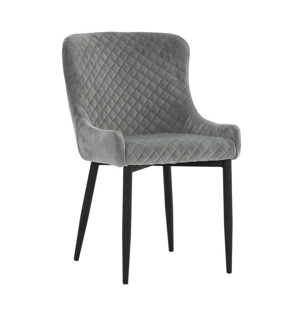 Azure Tiger Saskia Dining Chair - Steel
