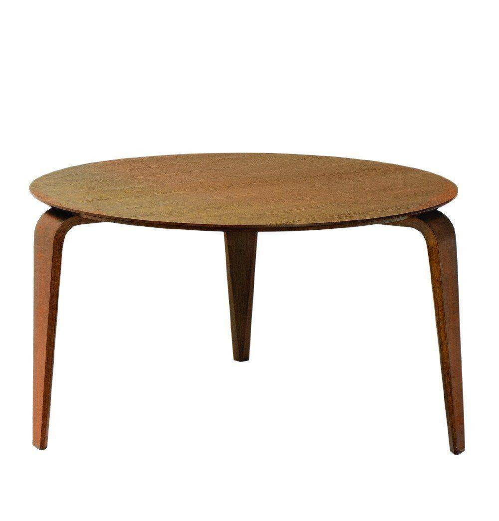 Azure Tiger Neo Round Dining Table