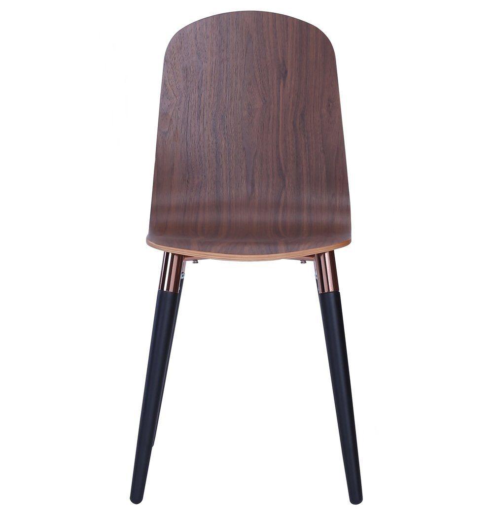 Azure Tiger Vesta Dining Chair - Walnut