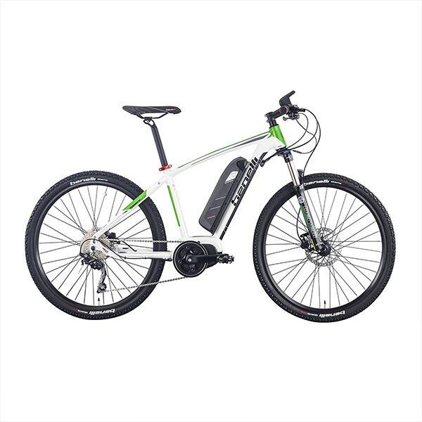 ApolloBox Benelli Electric Bike