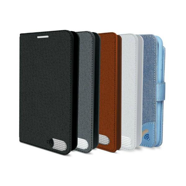 ApolloBox Vest Anti-Radiation Wallet and Phone Case EMF & RFID Protection