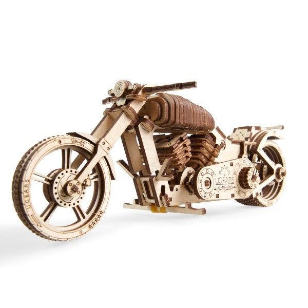 ApolloBox UGears Bike VM-02