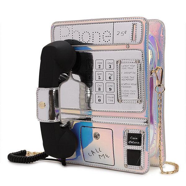 ApolloBox Phone Model Crossbody Bag
