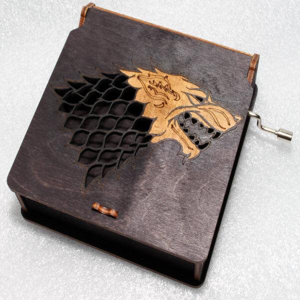 ApolloBox Game Of Thrones Music Box