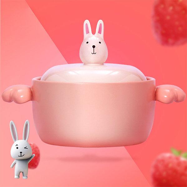 ApolloBox Cartoon Critter Cooking Pot