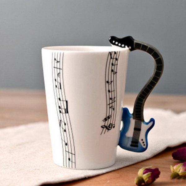 ApolloBox Sheet Music Mug
