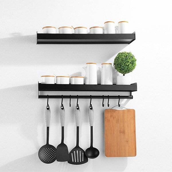 ApolloBox Kitchen Wall Shelf