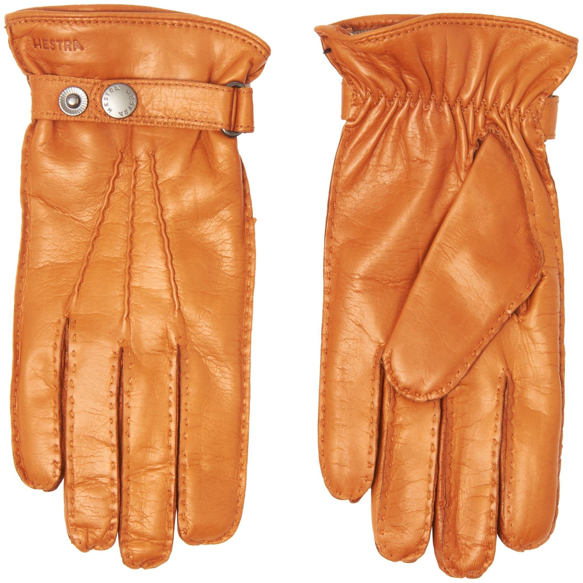 Hestra Cork Jake Hairsheep Leather Gloves 23530-710