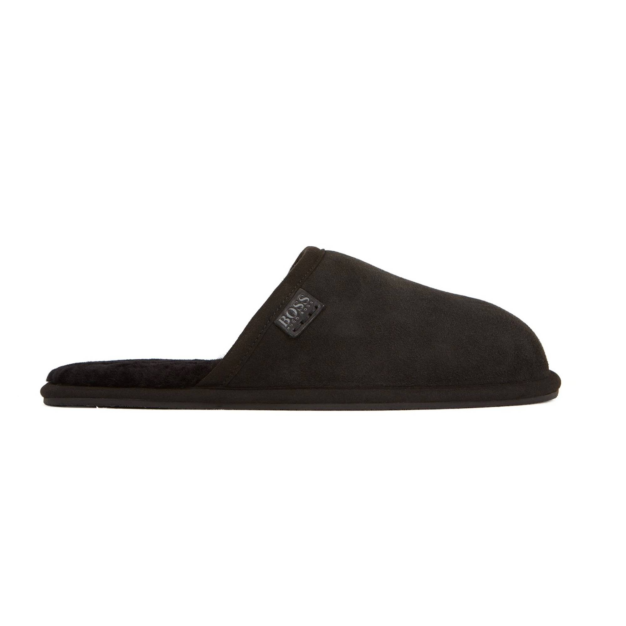BOSS home slippers   Black   50420914-001