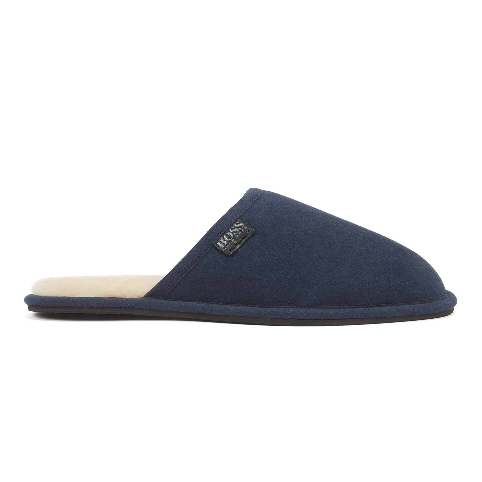Boss Home Slipper  Dark Blue  50420914-401