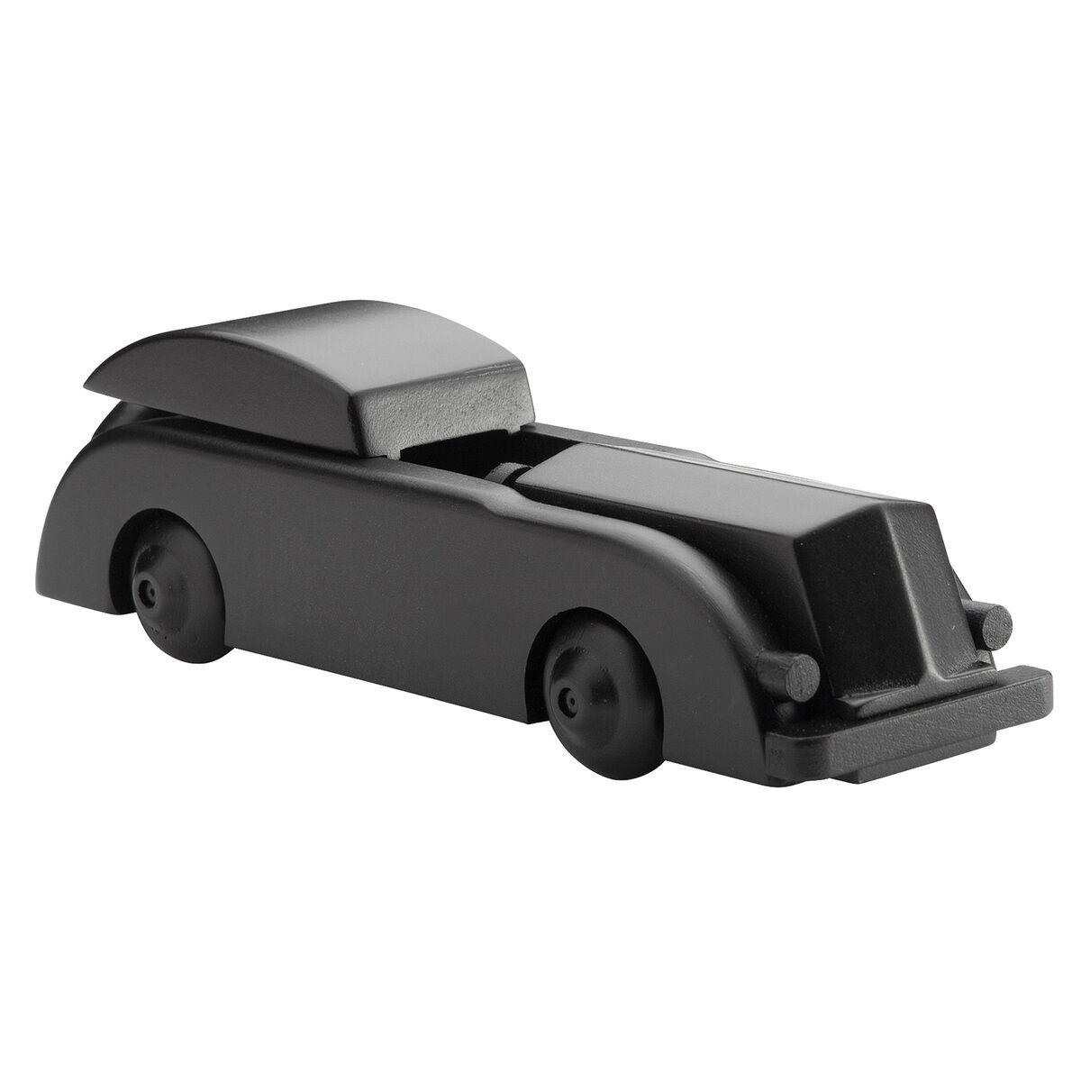 Kay Bojesen Limousine wooden car, black, small
