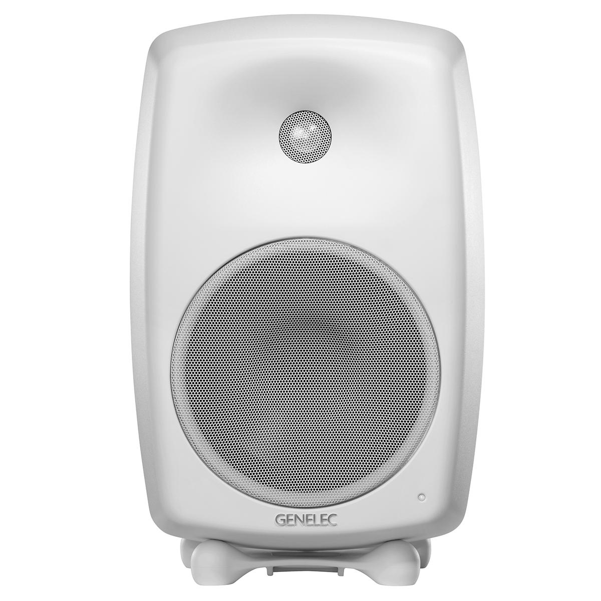Genelec G Four active speaker, white