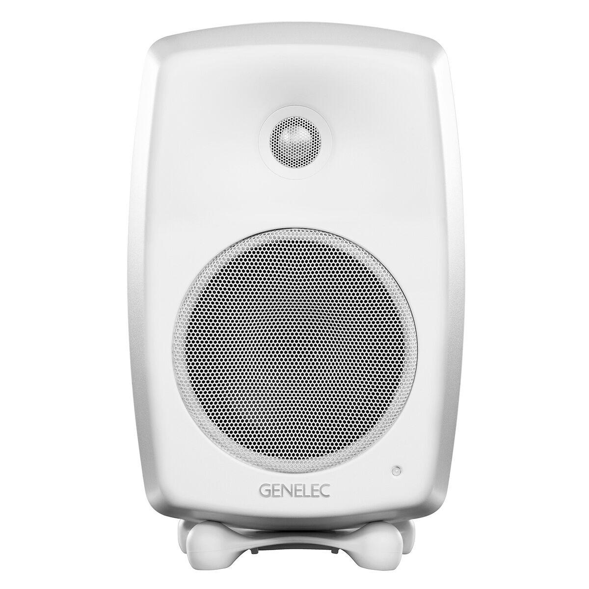 Genelec G Three (B) active speaker, white