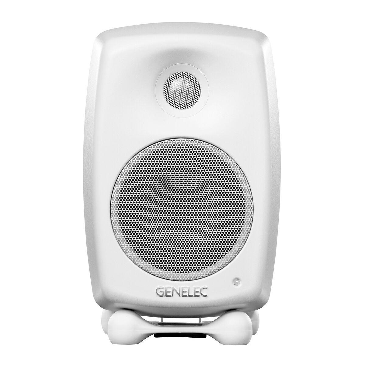 Genelec G Two (B) active speaker, white