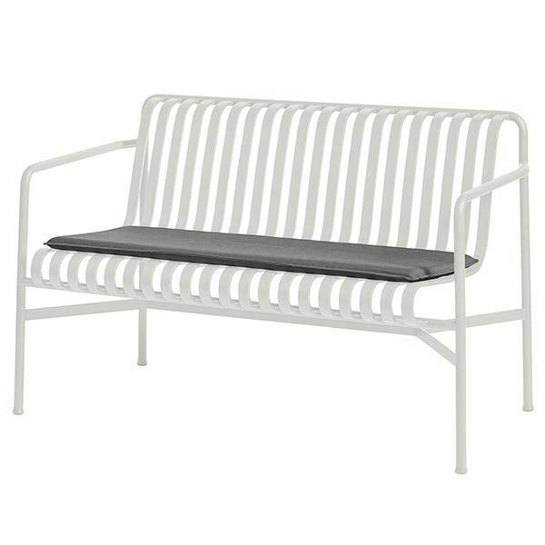 Hay Palissade seat cushion for dining bench, anthracite