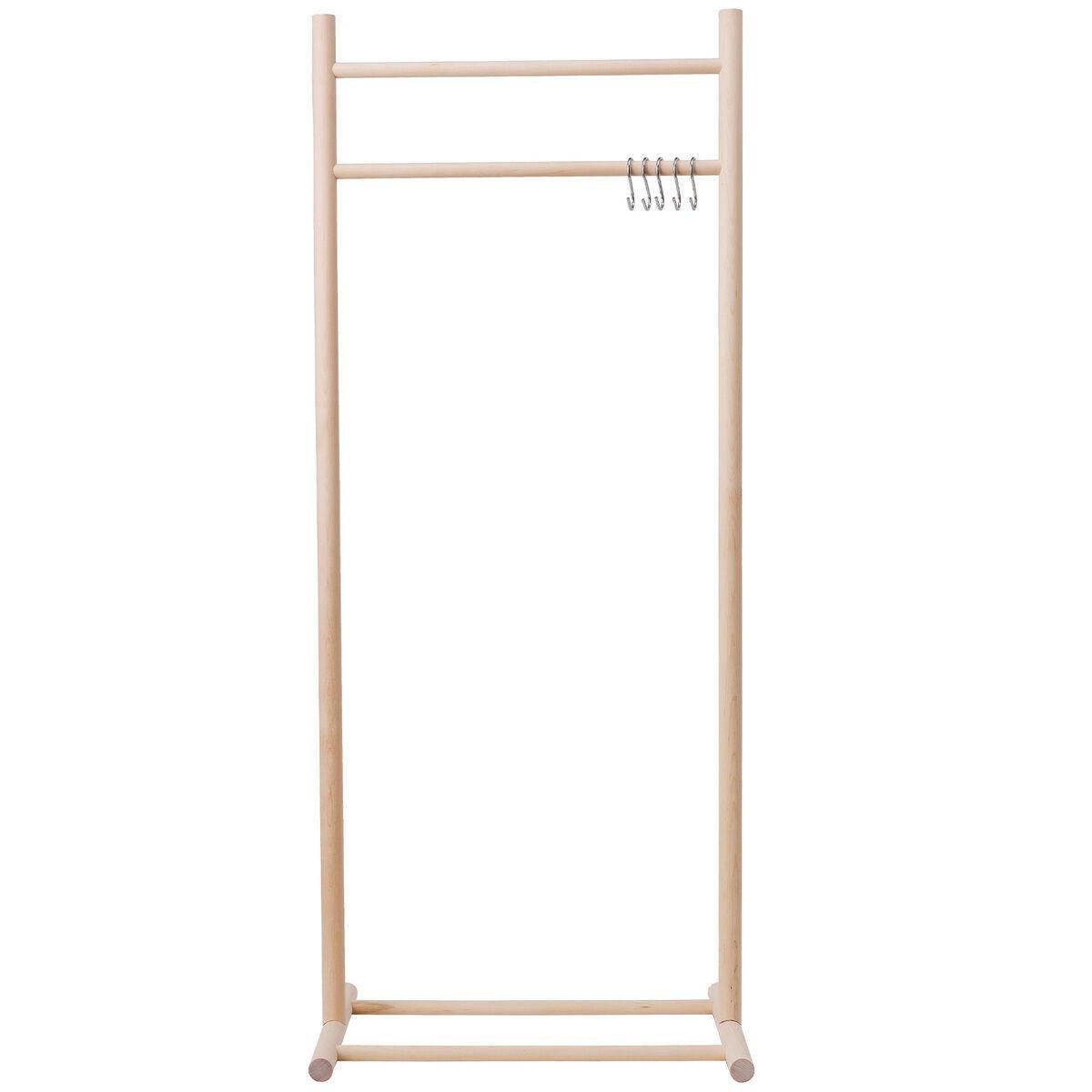 Verso Design Tikas clothes rack, S, birch