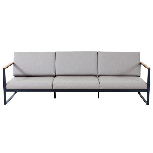 Röshults Garden Easy sofa, 3-seater