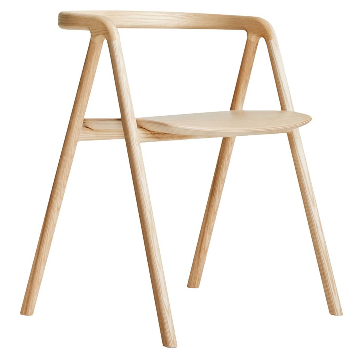 Made by Choice Laakso dining chair, ash
