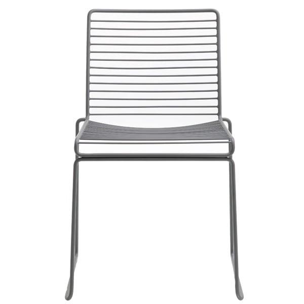 Hay Hee dining chair, asphalt grey