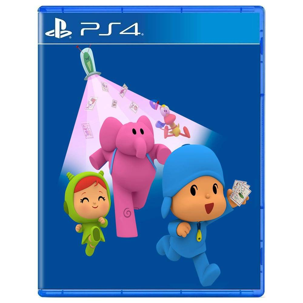 Sony Ps4 Pocoyo Party Game PAL; unisex,