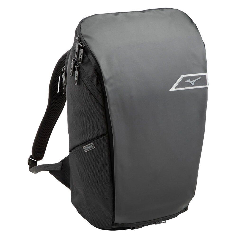 Mizuno Backpack 25l One Size Black; unisex,